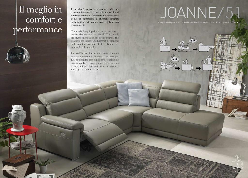 Kanapék / Joanne - kanapé