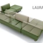 Kanapék / Laurance - kanapé