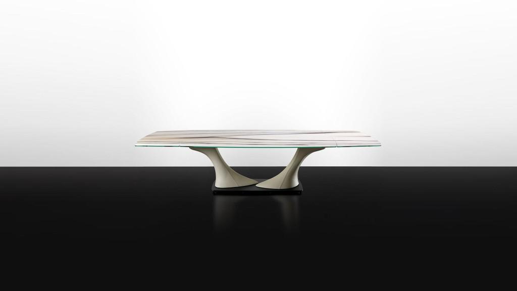 Étkezőasztalok / Archimede 72 - bővíthető étkezőasztal