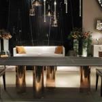 Étkezőasztalok / SIGNORE DEGLI ANELLI 72 SP - étkezőasztal