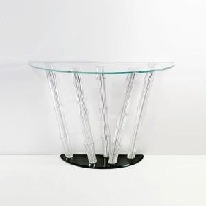 BAMBOO - konzolasztal