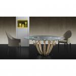 Étkezőasztalok / CASANOVA 72_1 - étkezőasztal