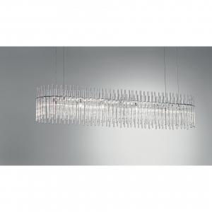 CHARLESTON OVALE - függesztett lámpa