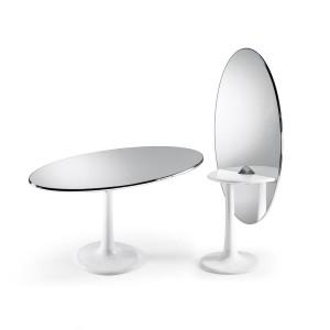 CHARLEY - tükör + asztal