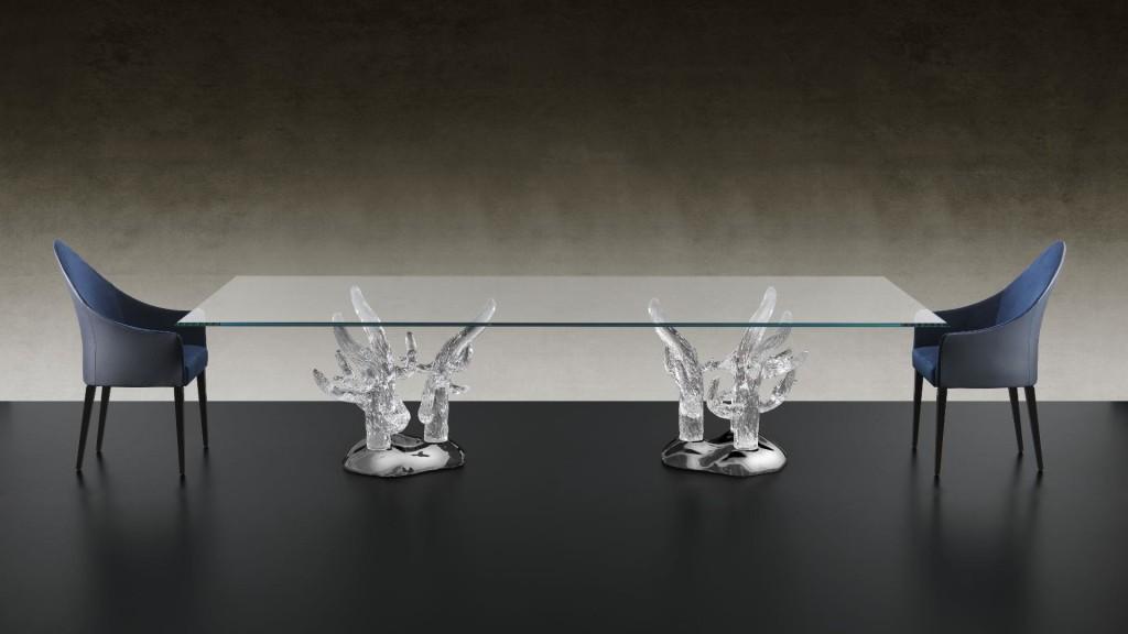 Étkezőasztalok / CORALLO 72 - étkezőasztal