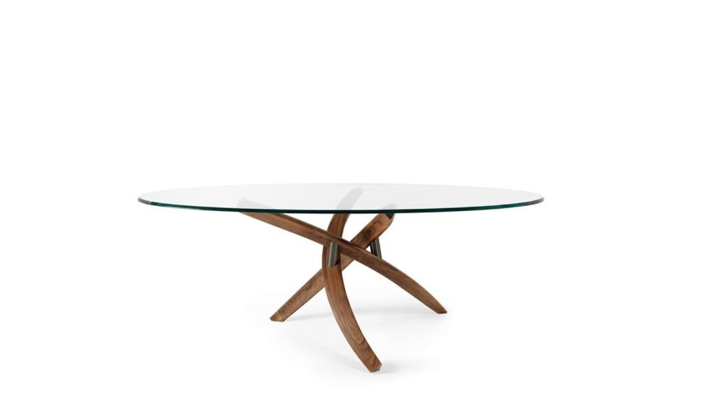 Étkezőasztalok / FILI D'ERBA 72 LEGNO - étkezőasztal