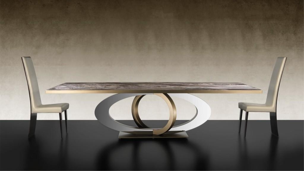 Étkezőasztalok / GALASSIA 72 - étkezőasztal