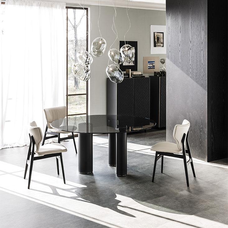 Étkezőasztalok / Roll Round - étkezőasztal