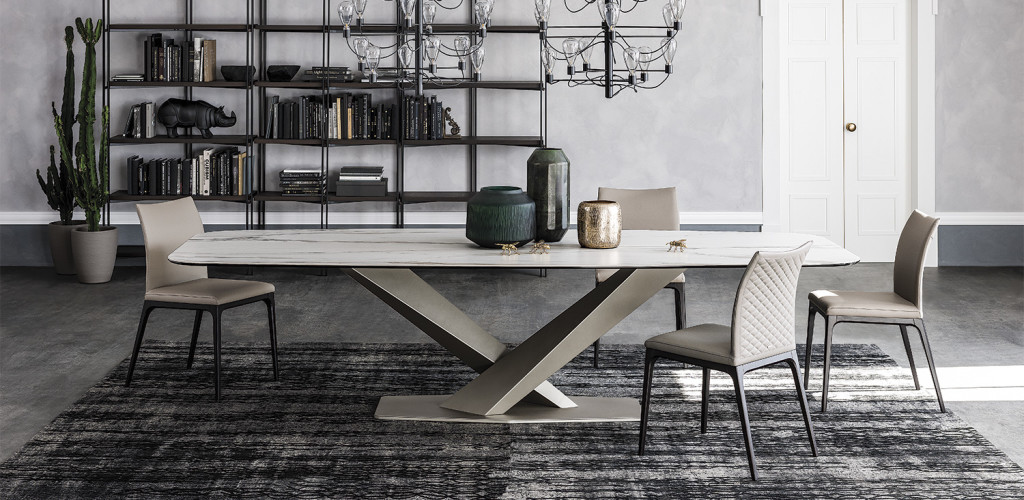 Étkezőasztalok / Stratos Keramik - étkezőasztal