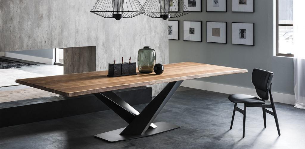 Étkezőasztalok / Stratos Wood_S - étkezőasztal