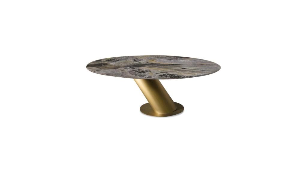 Étkezőasztalok / TAU 72 STEEL - étkezőasztal
