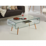 Glass II 842016 - kávézóasztal