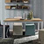 INFINITY - bővíthető étkezőasztal 1