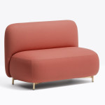 Lounge chair BUDDY 214S (1)
