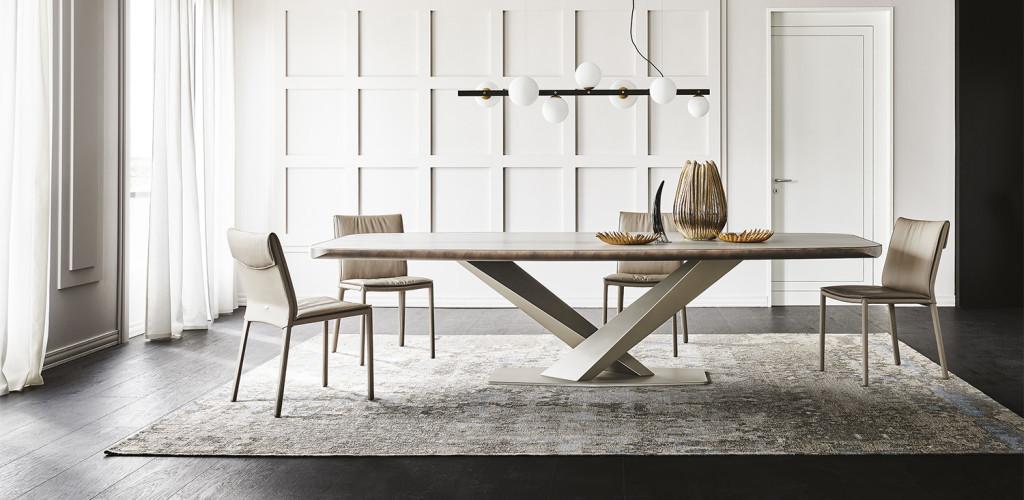 Étkezőasztalok / STRATOS KERAMIK PREMIUM - étkezőasztal