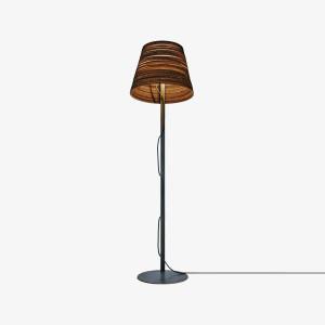 Tilt Floor Lamp Natural