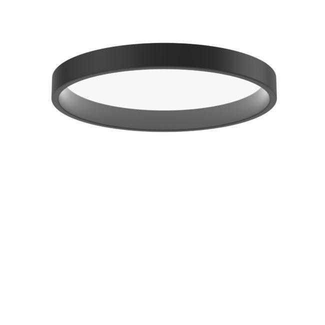 91588-5-2-02-260-450-Circle-Semi-Recessed-Black