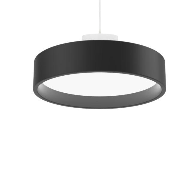 91590-5-2-02-260-450-LP-Circle-Suspended-Black