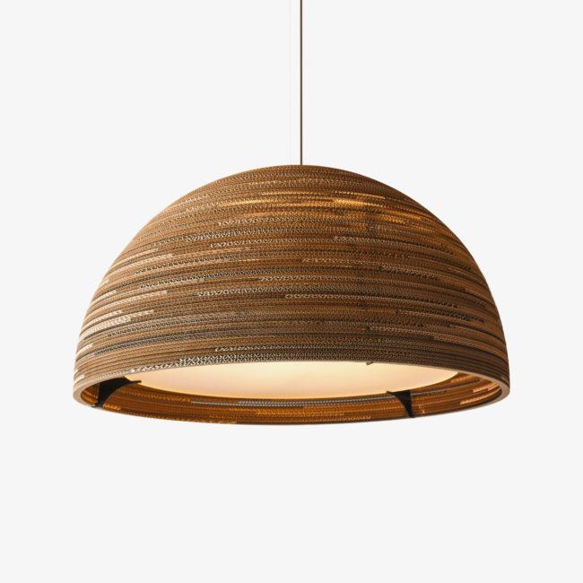 Dome36-Pendant-Natural