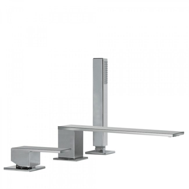 Bath-shower-single-lever-tap-for-bracket-shelf-00616103
