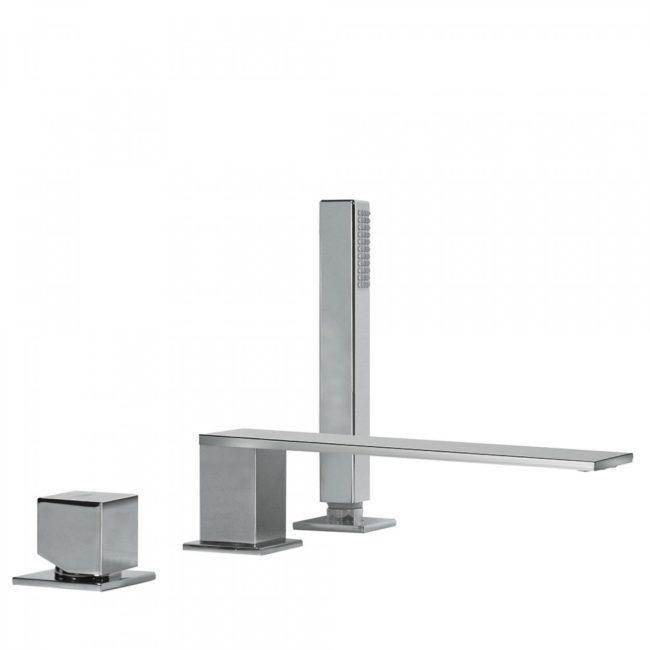 Bath-shower-single-lever-tap-for-bracket-shelf-00616104