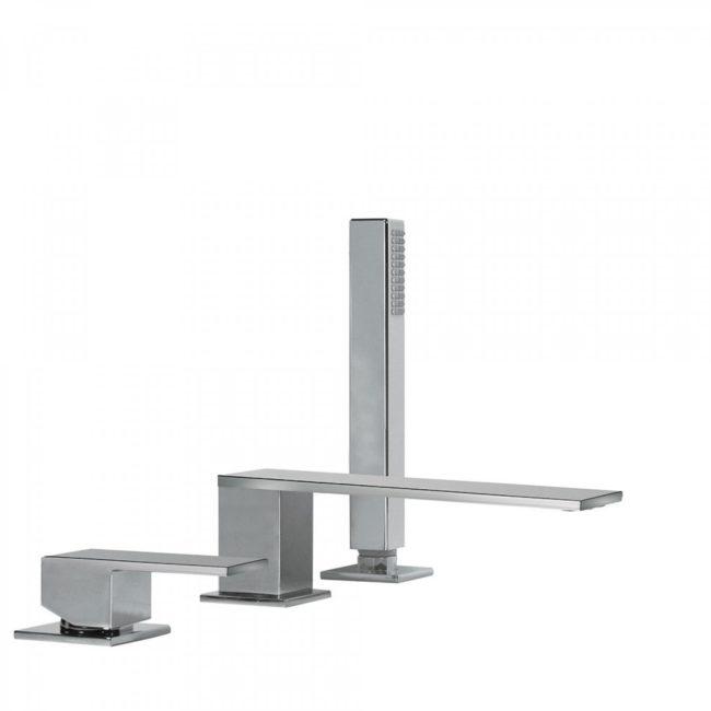 Bath-shower-single-lever-tap-for-bracket-shelf-00616105