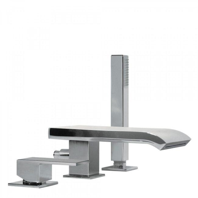 Bath-shower-single-lever-tap-for-bracket-shelf-10616102
